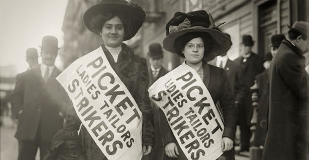Ladies Tailors union
