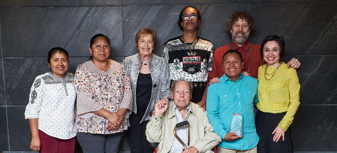 Puffin ALBA Human Rights Award